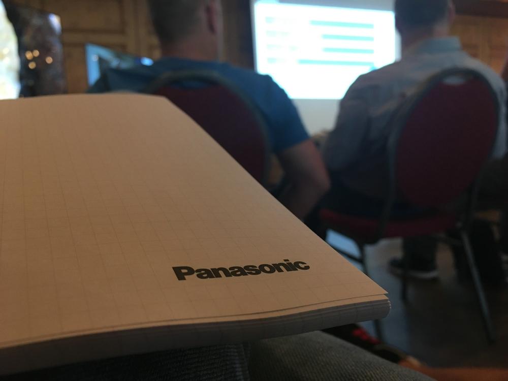 Panasonic-OLED-Bluray-Schulung-2018
