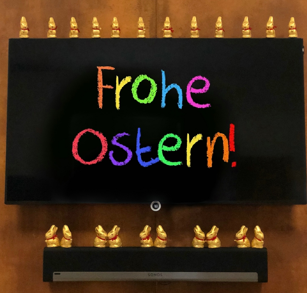 FroheOstern-HiFiStudio-Loewe-Sonos-TVFay-Kelkheim