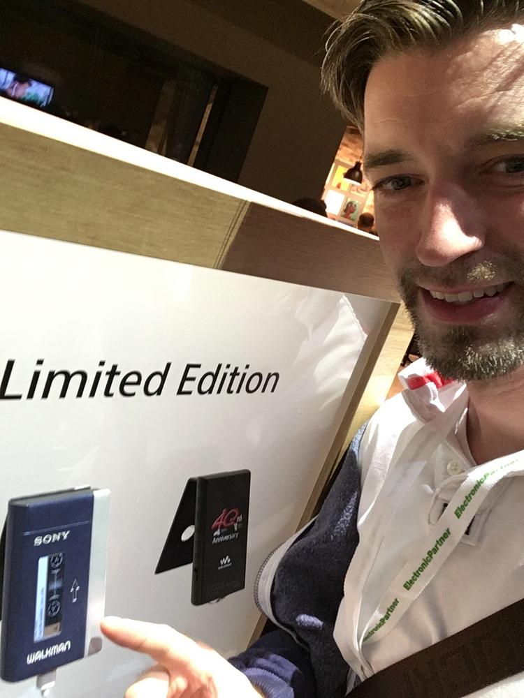 TVFay-Ifa2019-limitedEdition-Sony-Walkman